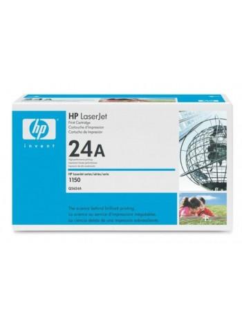 Картридж HP Q2624A №24А Black