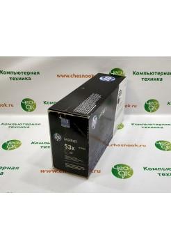Картридж HP 53X Q7553X Black