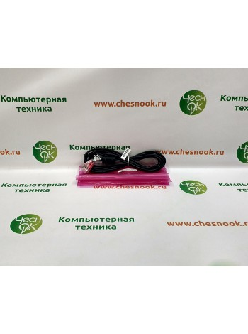 Патч-корд RJ11 Polycom 2215-20071-001 black, 3.5m