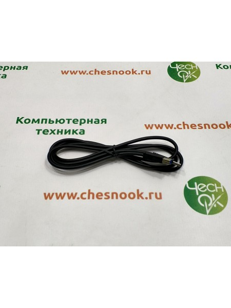 Кабель USB 3.0 Am-Bm 1,8m Black Новый