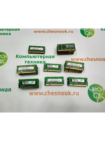 SO-DIMM 1GB PC2-6400 Samsung M470T2953EZ3-CF7