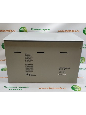 Блок резервного питания Nortel NTAK75AC без АКБ