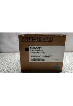 Картридж RICOH 406480 SP C310HE Голубой