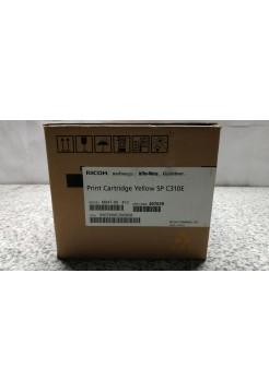 Картридж RICOH 407639 SP C310E Желтый