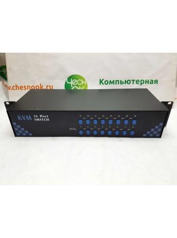 KVM-переключатель Trendnet TK-1601R
