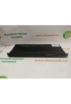 KVM-переключатель Aten ACS-1216A Master View Max 16 Port