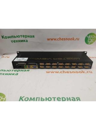 KVM-переключатель Aten ACS-1216A Master View Max 16 Port