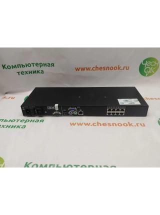 KVM-переключатель IBM 41Y9310