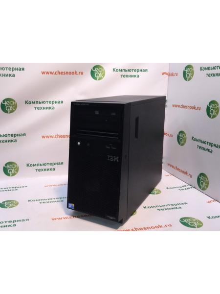 Сервер IBM System x3100 M4 E3-1220v2/16Gb/DVD/350W