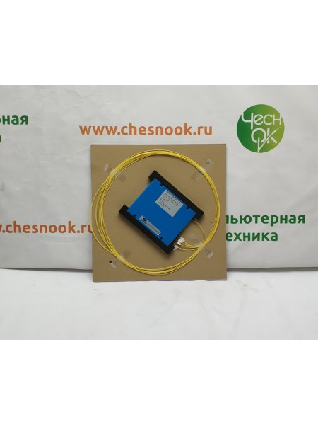 Делитель оптический dual window 1x4 1310nm и 1550nm