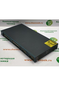 Коммутатор Cisco Catalyst WS-C2950G-24-EI