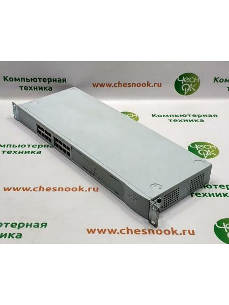 Коммутатор 3Com SuperStack3 3C16470 16xRJ45