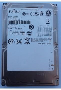 HDD 2,5 IDE 40GB Fujitsu MHW2040AC