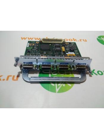 Модуль Cisco NM-4T used