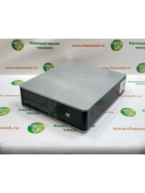 HP DC5800 SFF E7500/4Gb/80Gb/DVD/W7p